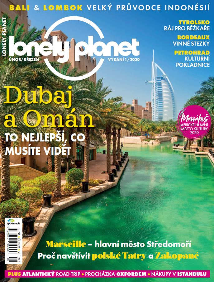 Lonely Planet 01/2020