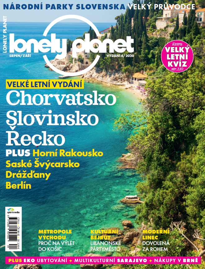 Lonely Planet 04/2020
