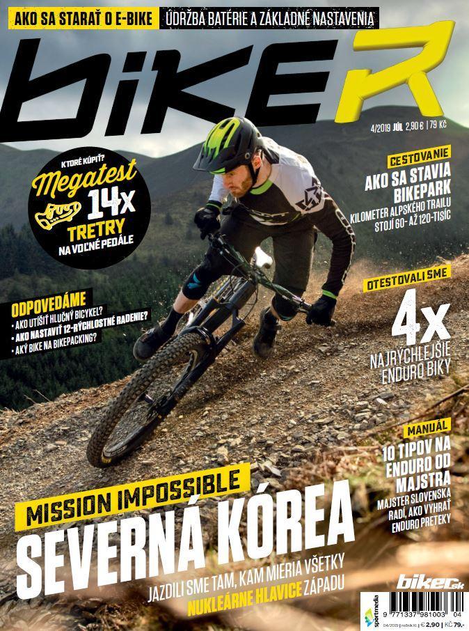 de88eff57fae8 Časopis Biker Predplatné