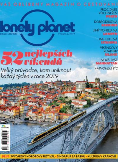 Lonely Planet 02/2019
