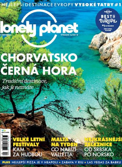 Lonely Planet 04/2019