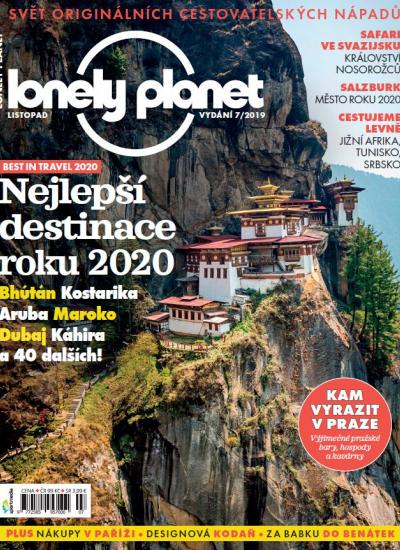 Lonely Planet 07/2019