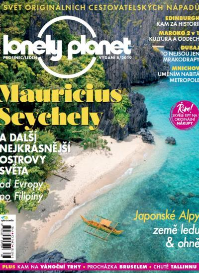 Lonely Planet 08/2019